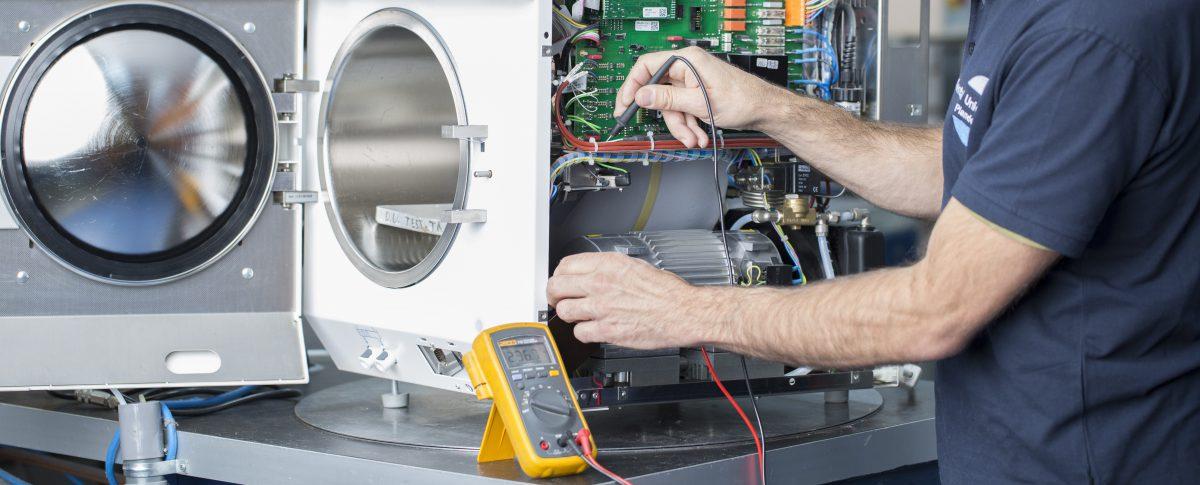 Grovdisk system - hygien, desinficering, autoklaver och specialrengöring.