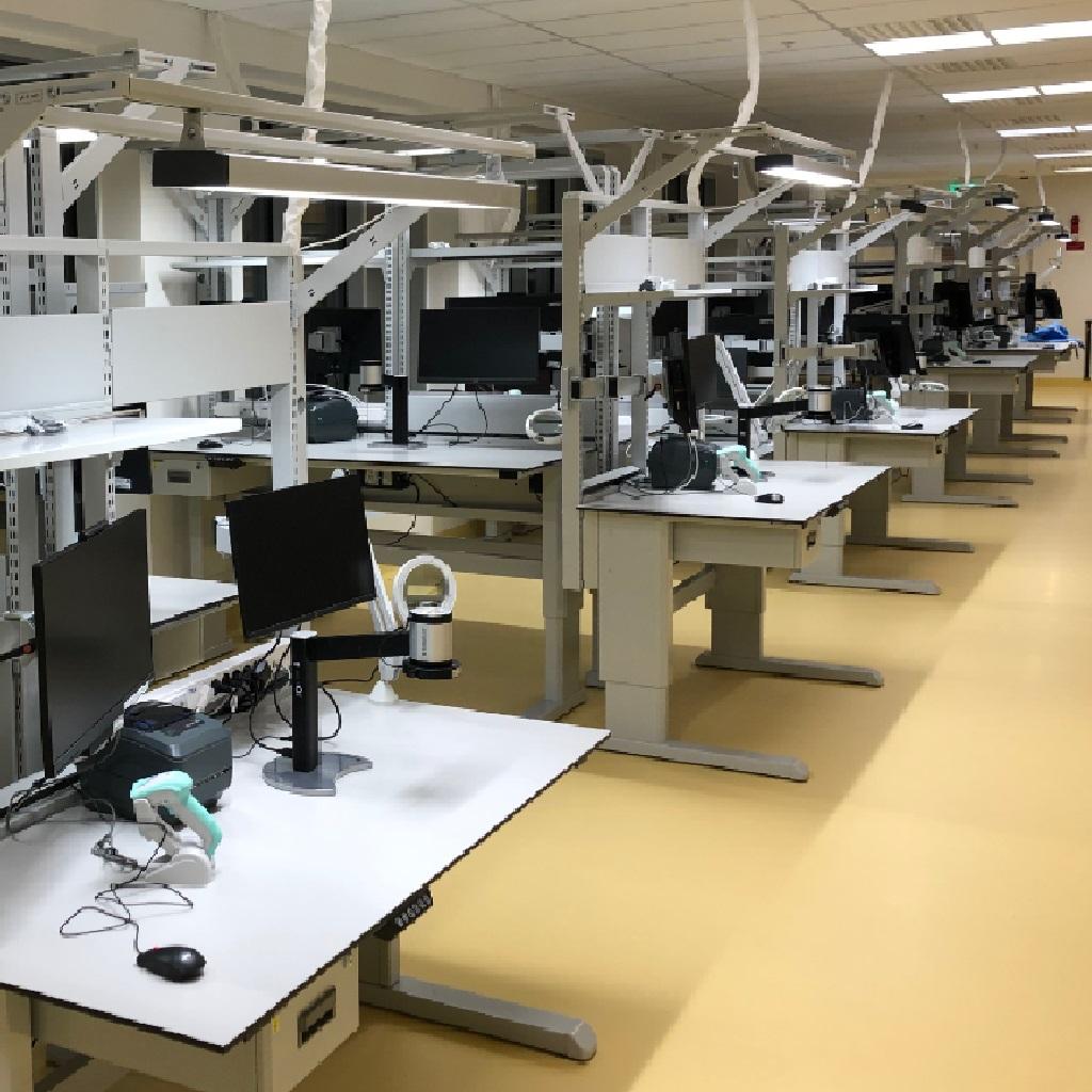 Referenser för Lab - hygien, desinficering, autoklaver och specialrengöring.